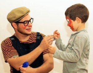 Animación fiestas infantiles Córdoba