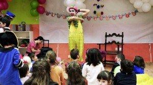 Animación para fiestas infantiles en Córdoba
