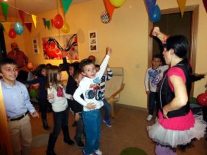 Payasos córdoba a domicilio para fiestas infantiles
