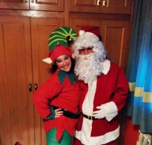 Contratar la visita de Papá Noel a domicilio en Córdoba