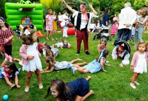 Fiestas cumpleaños infantiles Cordoba