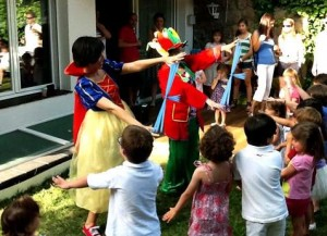 Fiestas cumpleaños infantiles Cordoba.