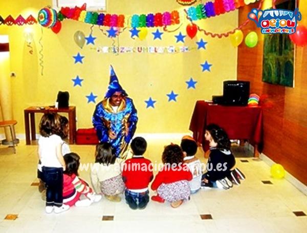 Fiestas infantil en Córdoba a domicilio