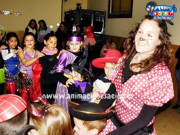 Animaciones infantiles para fiestas de cumpleaños en Córdoba