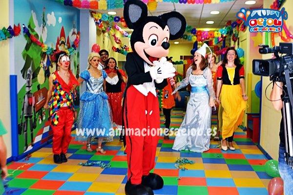 animación fiestas cumpleaños infantiles Córdoba