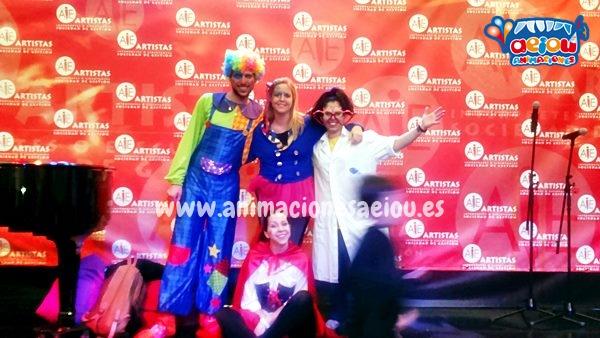 Animación para fiestas de cumpleaños infantiles en Córdoba