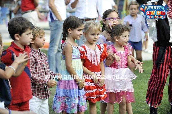 fiestas infantiles en Córdoba