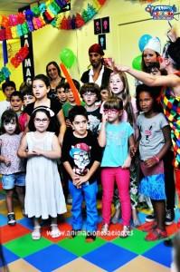 animadores fiestas cumpleaños infantiles Córdoba