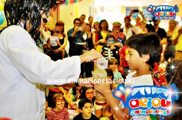 animadores para fiestas de cumpleaños infantiles en Córdoba