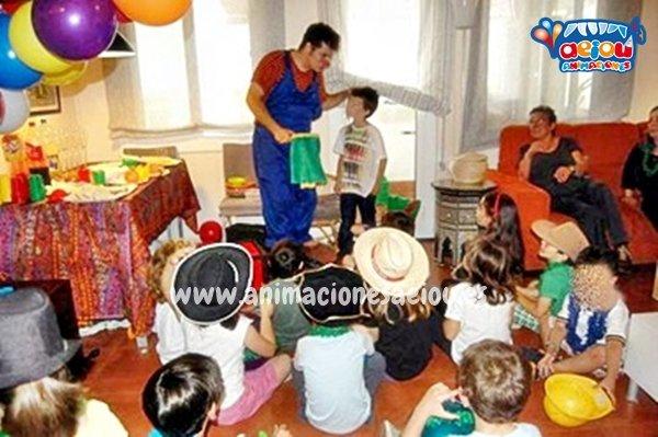 elegant fiestas infantiles en casa with cumpleaos infantiles en casa