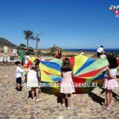 Animaciones infantiles para bodas y bautizos en Córdoba