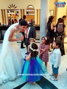 Animadores para bodas en Córdoba