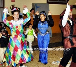 Fiestas temáticas Cordoba.