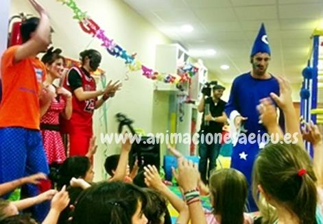 Magos a domicilio para fiestas infantiles en Córdoba