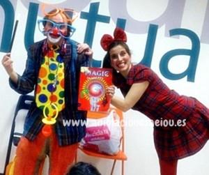 Payasos para fiestas infantiles Córdoba