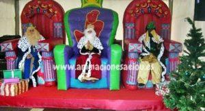 Reyes Magos a domicilio en Córdoba