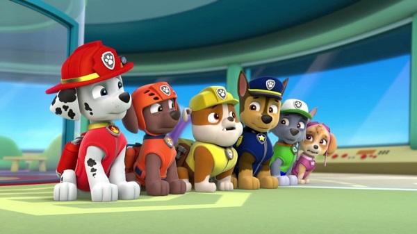 Animaciones para fiestas de cumpleaños infantiles de la patrulla canina en Córdoba