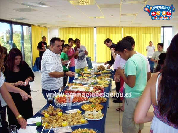 Catering para cumpleaños infantiles en Córdoba