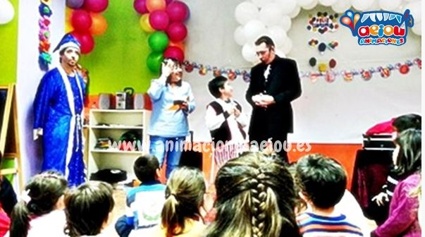 Animadores para fiestas infantiles en Palma del Río