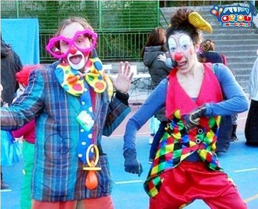 Payasos para fiestas infantiles en Baena