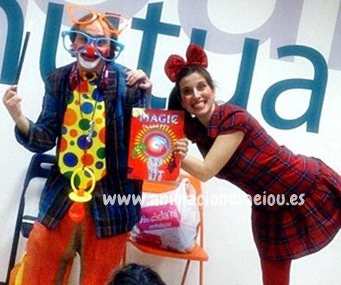 Payasos para fiestas infantiles en Palma del Río